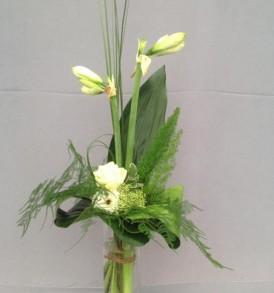 bladboeket-hoog-wit-amaryllis